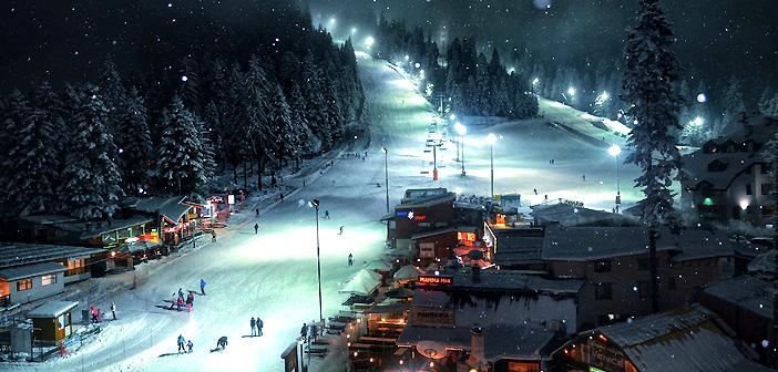 borovec skijanje povoljno