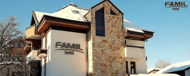7 polupansiona od 99e hotel Famil 3* Najpopularniji i Najpovoljniji Bansko 2021