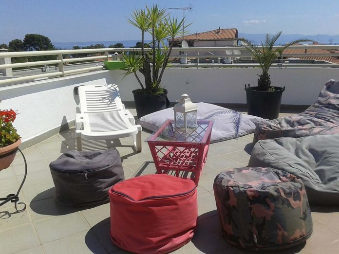 Grčka apartmani Hanioti