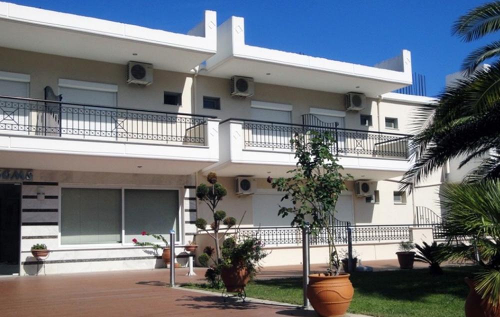 stavros apartmani grcka