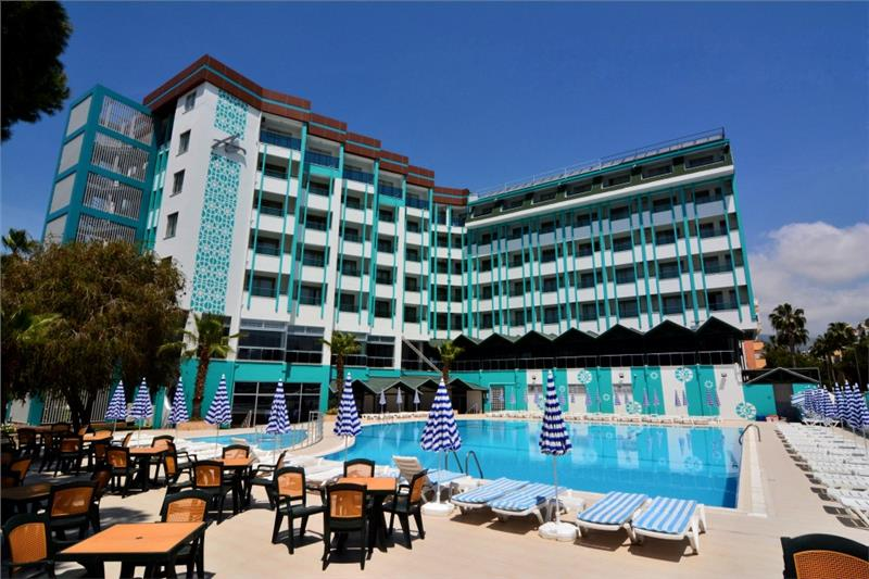 ANANAS HOTEL LETOVANJE TURSKA