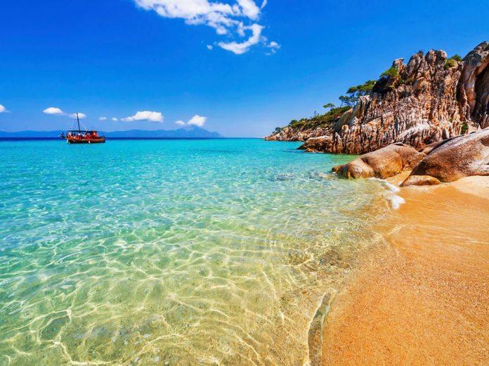 Sarti Grčka letovanje - Najlepše plaže
