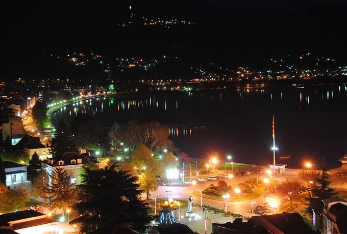 Ohrid - drevni grad