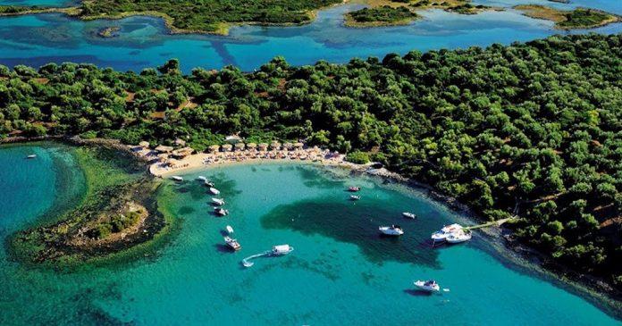 Atrakcije ostrva Evia